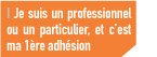 adhesion professionnelle